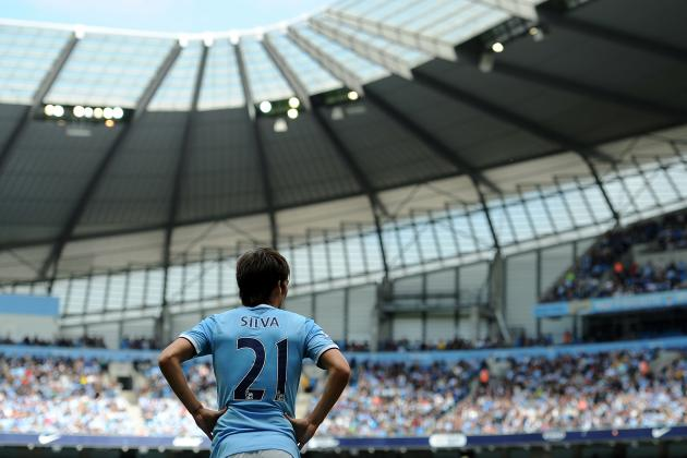 David Silva: New Manchester City Contract Highlights Importance to the Club