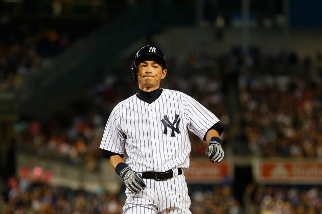 Yankees' Ichiro Suzuki Passes George Sisler on All-Time Hits List