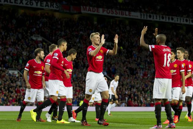 Manchester United vs. Valencia: Score, Report and Reaction from Pre-Season Game