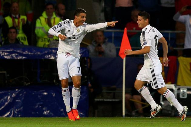 Twitter Reacts to Cristiano Ronaldo's Performance from Real Madrid vs. Sevilla
