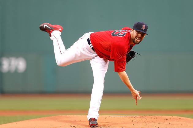 Ranaudo Called Up to Sox; Will Start Wednesday