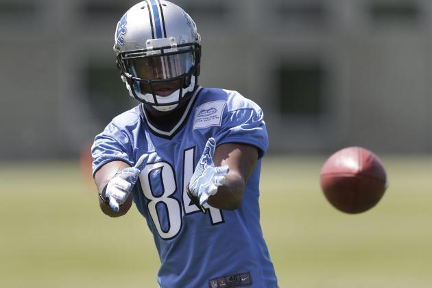 The Waiting Is Almost over for Ryan Broyles