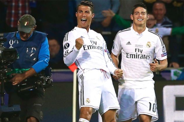 Real Madrid vs. Sevilla: Score, Grades and Reaction from European Super Cup