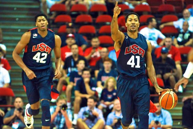 How Kevin Durant's Withdrawal Changes Team USA for 2014 FIBA World Cup