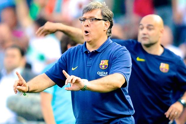 Gerardo Martino Named Argentina Manager: Latest Details, Comments, Reaction