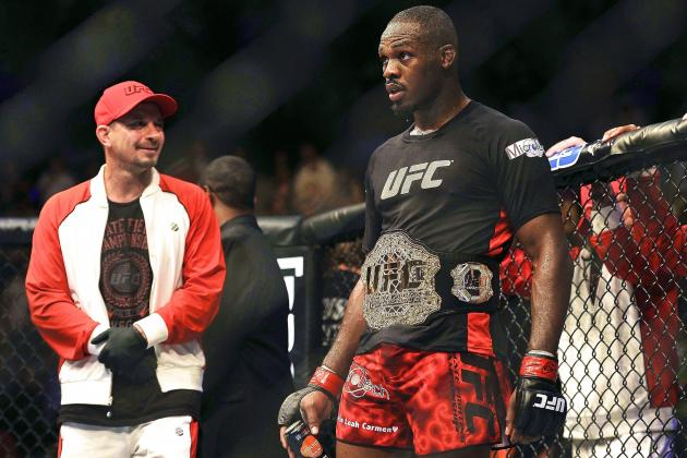 Jon Jones out of UFC 178, Fight with Daniel Cormier Moved to UFC 182