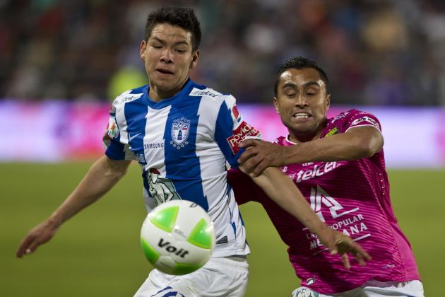 Liga MX: Hirving Lozano Pachuca's Answer to Move Beyond the Enner Valencia Era