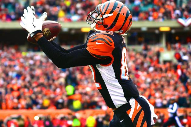 Marvin Jones' Injury Is Not a Death-Blow to Bengals Offense