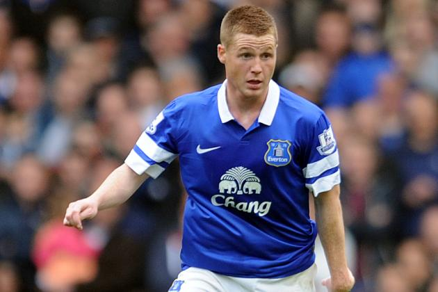 Blues Midfielder James McCarthy Focused on Getting Better