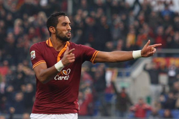 Manchester United Should Look to Benatia Should Chelsea Pass Up on Roma Defender