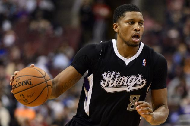 Is Rudy Gay a Desperate or Inspired Pick for Team USA at 2014 FIBA World Cup?