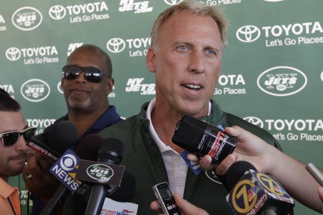 John Idzik to Blame for State of New York Jets Cornerbacks
