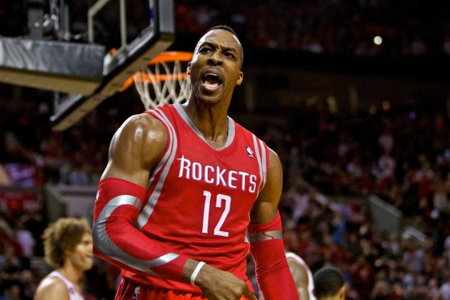 Is Dwight Howard Ready to Put the Houston Rockets on His Back?