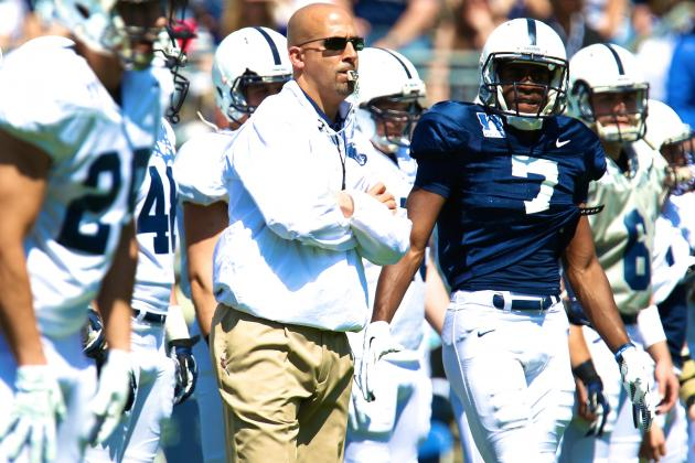 James Franklin, Penn State Putting Together the Surprise Star Class of 2015