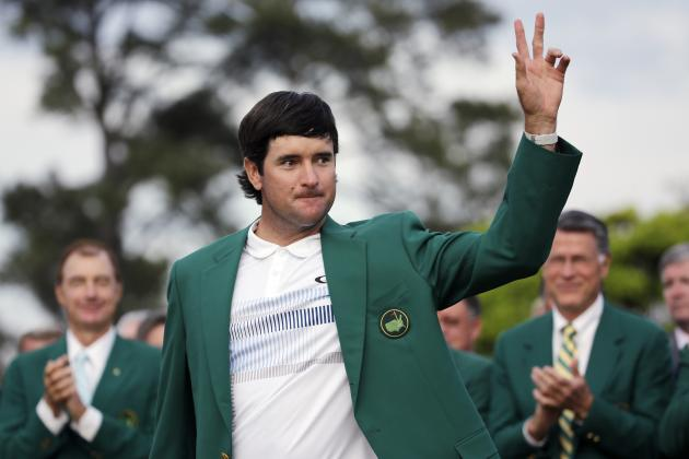 Will Bubba Watson Ever Be a Factor at Any Major Other Than the Masters?