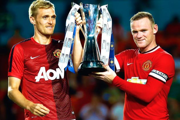 Wayne Rooney Named Manchester United Captain by Louis Van Gaal