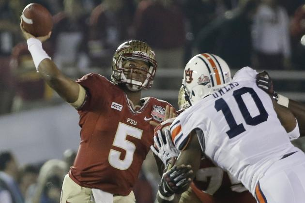 College Football Playoff 2014: Projecting Final Playoff Contenders