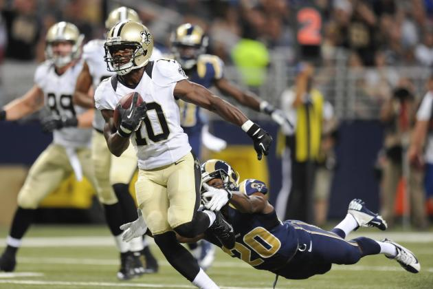 Why Saints WR Brandin Cooks Will Be Fantasy Football's Top Rookie WR in 2014