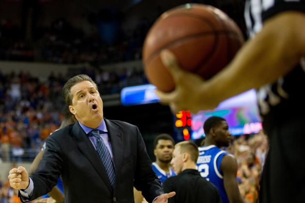 "Calipari Believes People Are Going to Try to ""Sabotage"" His Team"