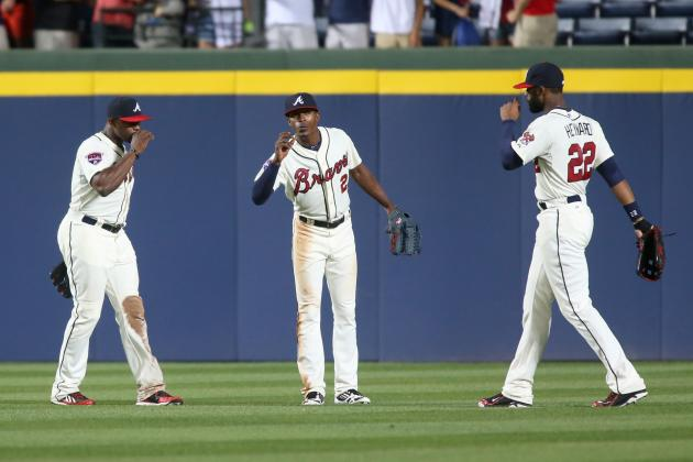 Braves Grades at the 2014 Three-Quarter Mark