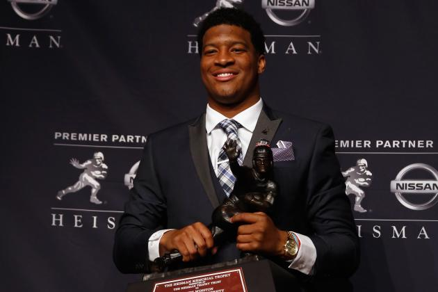 Jameis Winston Must Overcome History, Fellow Contenders to Win 2014 Heisman