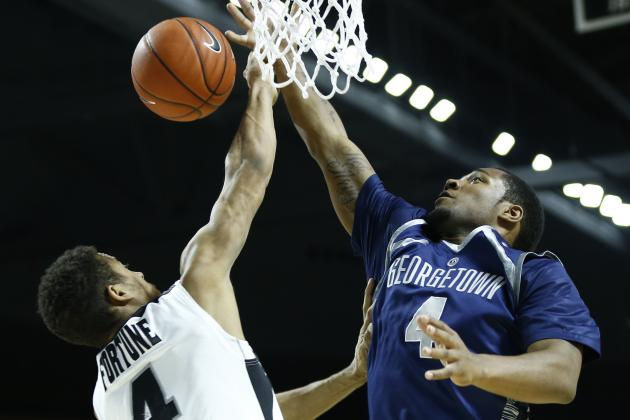 Source: Josh Smith Ready to Rock for Hoyas