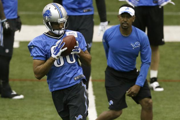 Lions Camp Report: Day 13