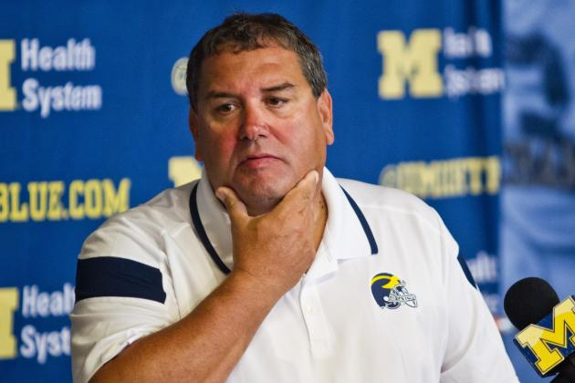 Michigan Football: Brady Hoke Determined to Run the Ball, Is It the Right Call?