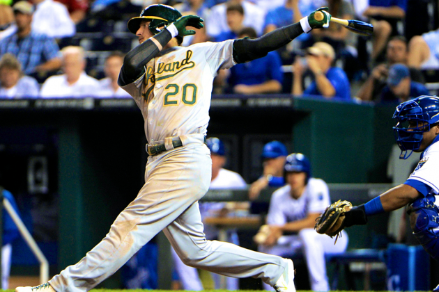 A's Will Need Josh Donaldson's Raw Power More Than Ever Down the Stretch