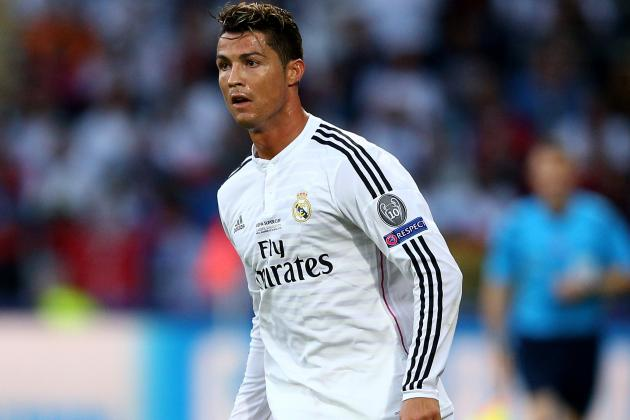 Cristiano Ronaldo Hails Sir Alex Ferguson, James Rodriguez After Super Cup Win