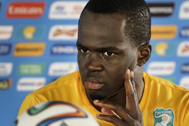Arsenal Transfer News: Cheick Tiote and Kostas Manolas Targeted by Arsene Wenger