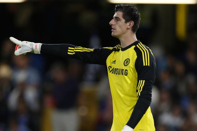 Courtois Faces Losing Belgium No 1 Spot If He's Not Chelsea's Top Dog