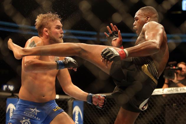 Jon Jones vs. Alexander Gustafsson 2: the Best UFC Fight That Will Never Happen