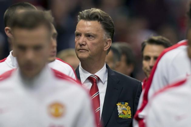 Louis Van Gaal Criticises Manchester United After Valencia Friendly Victory