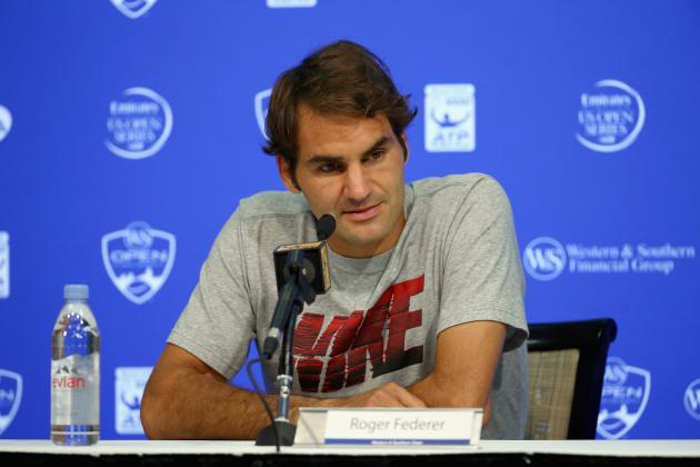 Will Roger Federer Snap His Masters Drought in Cincinnati?