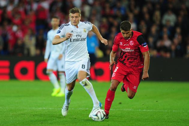 Toni Kroos Will Light Up Real Madrid, but James Rodriguez May Need Time