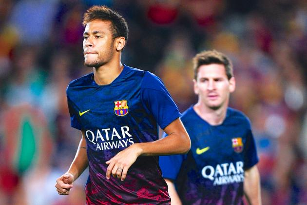 Why Neymar Is Now More Important to Barcelona Than Lionel Messi