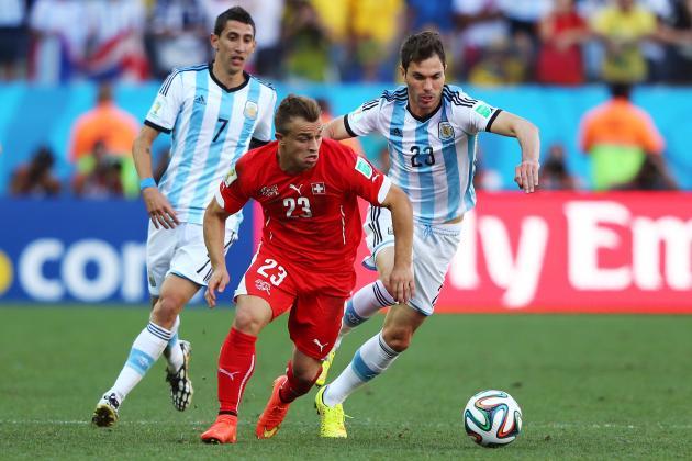 Liverpool Transfer News: Latest on Xherdan Shaqiri and Fabio Borini Deals