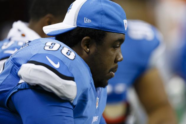Nick Fairley in the Doghouse, Replaced by C.J. Mosley