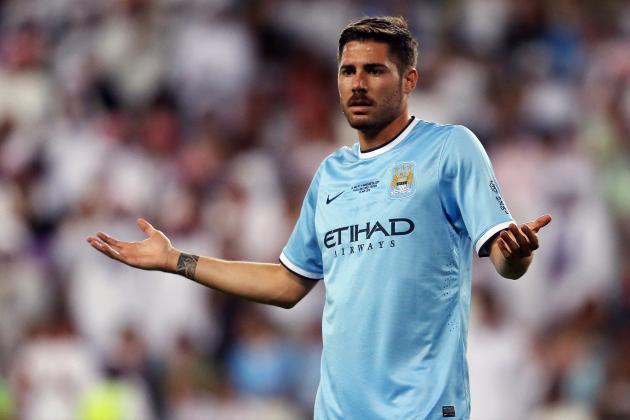 Javi Garcia Deserves Manchester City Fans' Respect as His Etihad Exit Looms