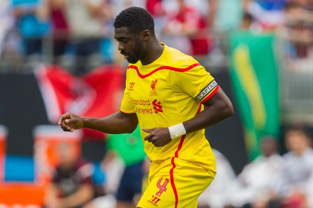 Swift Liverpool Development Has Marginalised Kolo Toure, Martin Kelly and Others