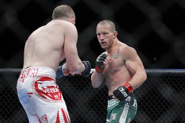 UFC Fight Night 47: Who's on the Hot Seat?