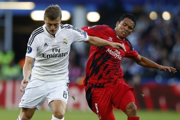 Film Focus: Analysing Real Madrid's New Galactico Era in the European Super Cup