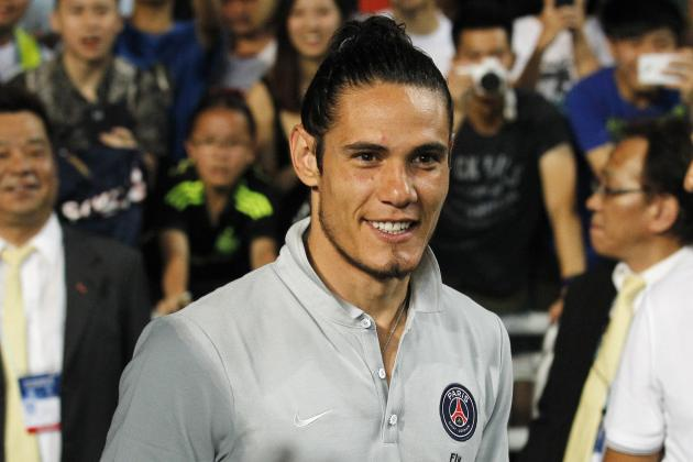 Arsenal Transfer News: Edinson Cavani Deal Linked to Angel Di Maria's Future
