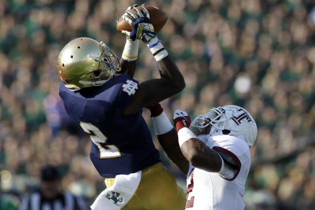 Notre Dame Football: Chris Brown's Emergence and the Importance of a No. 2 WR