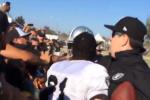 Cowboys-Raiders Brawl Spills into Skirmish with Fans