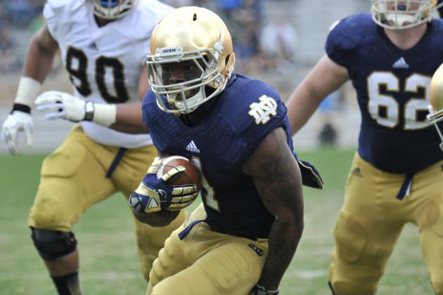 Notre Dame's Greg Bryant Finally Ready to Roll
