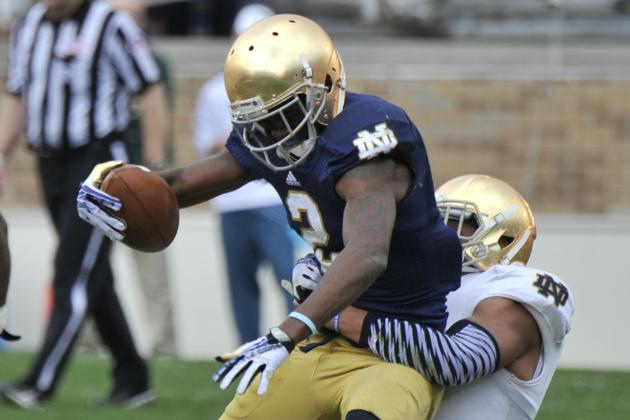 Notre Dame: Entering Year 3, Chris Brown Eyes Breakout Season