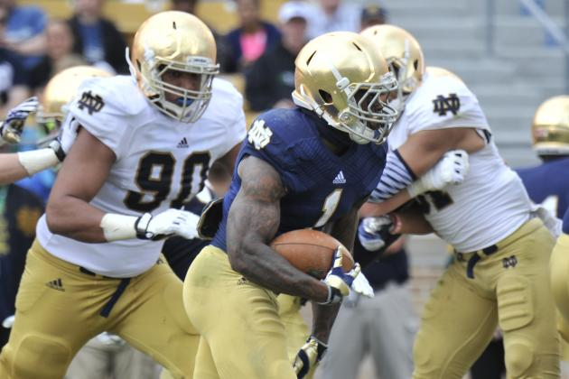Bryant Says Irish Schedule Is One of the Toughest in Nation