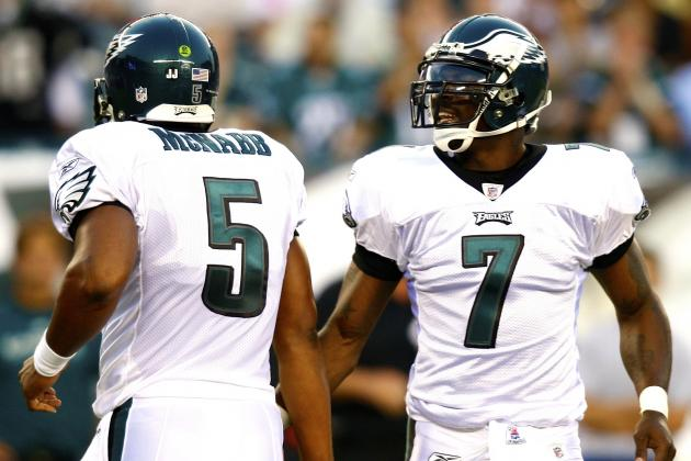 Donovan McNabb Discusses Jets' Use of Michael Vick, Wildcat Formation